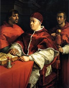 Pope-Leo-X-christian-history-today